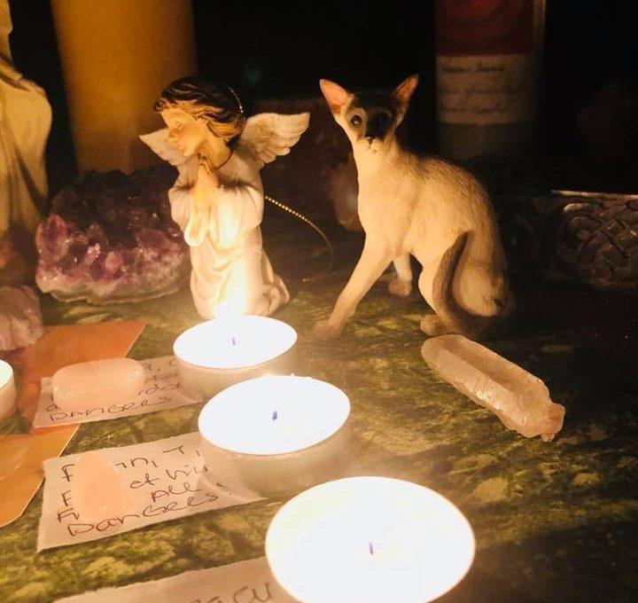 New Moon Archangel Ariel Vigil – July 12th 2018!